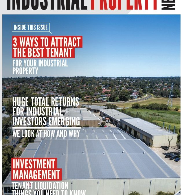 3 Ways To Attract The Best Tenant For Your Industrial Property