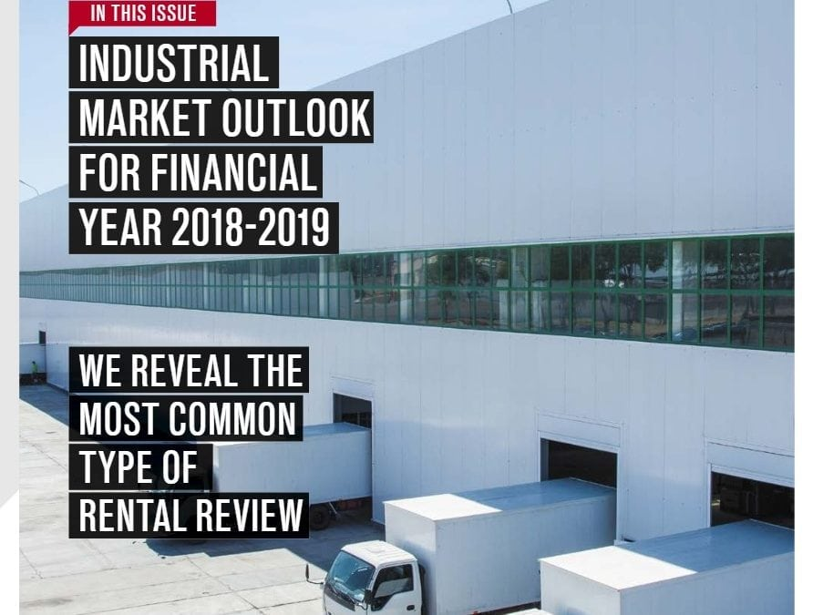 Industrial Market Outlook For Financial Year 2018-2019