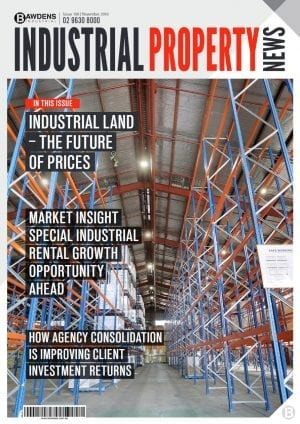 Industrial Land – The Future of Prices