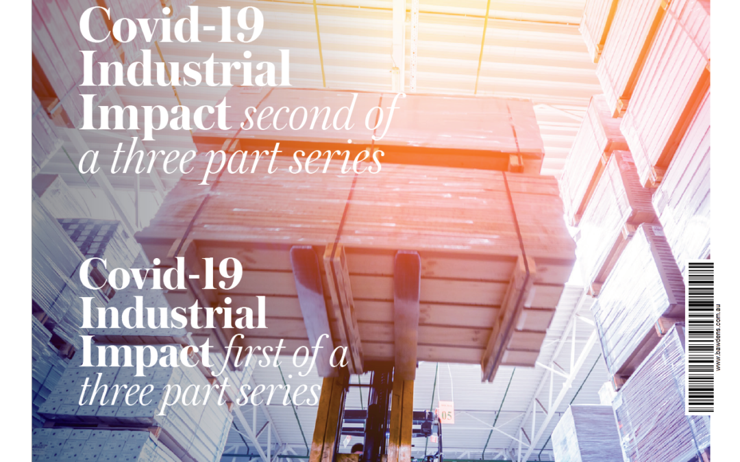 Covid-19 Industrial Impact – second of a three part series