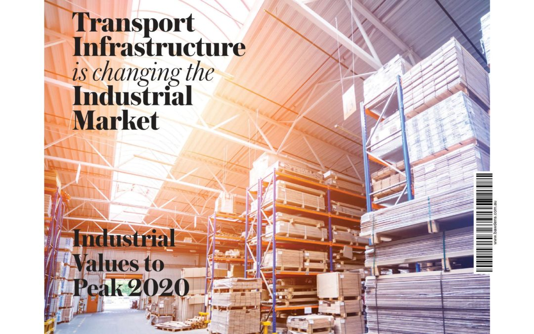 Transport Infrastructure is changing the Industrial Market