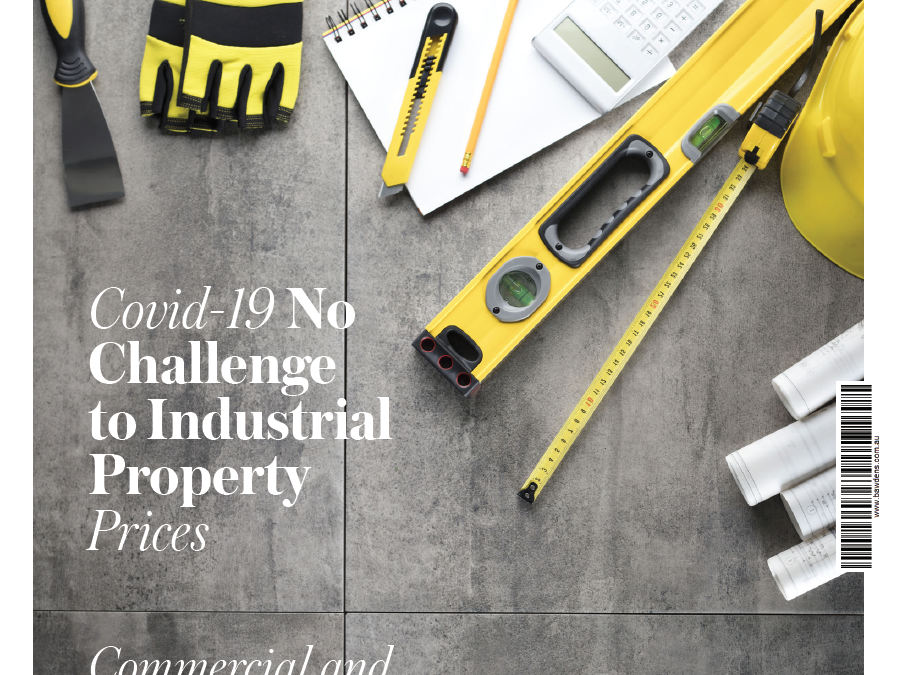 Covid-19 No Challenge to Industrial Property Prices