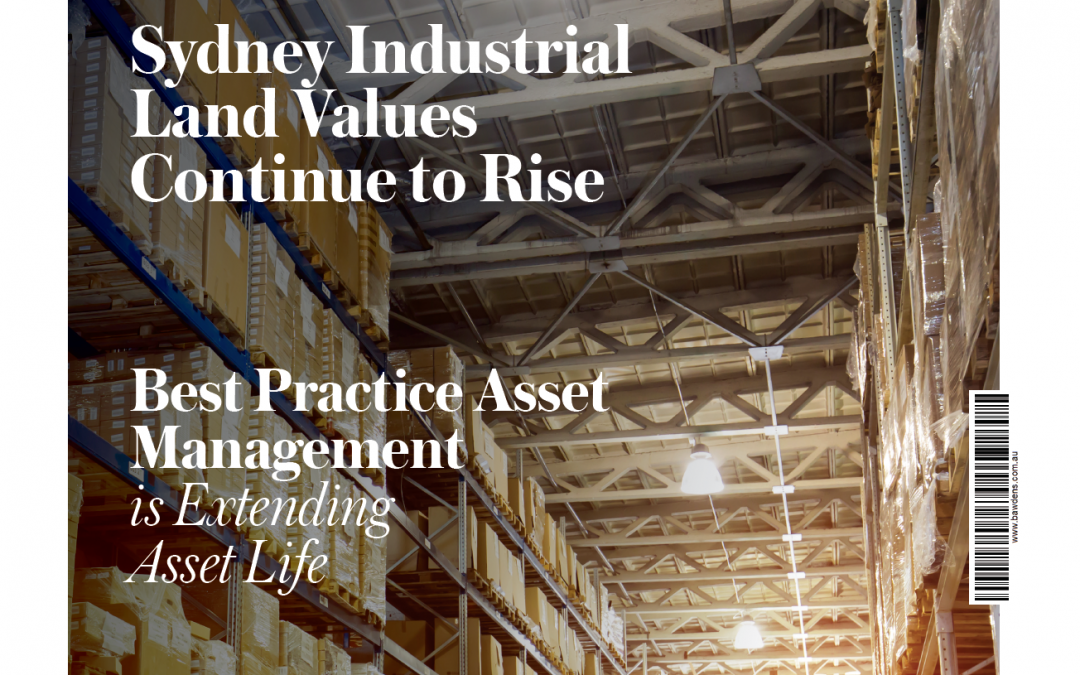 Sydney Industrial Land Values Continue to Rise