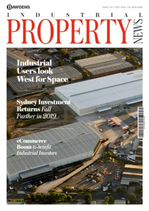 Industrial Users look West for Space
