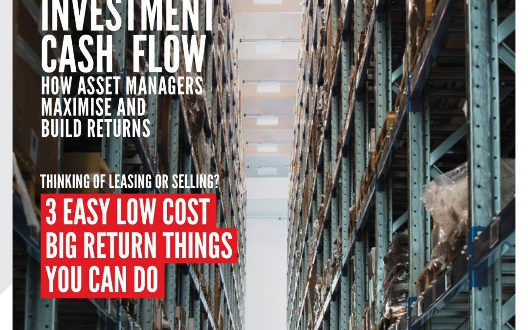 Investment Cash Flow – How Asset Managers Maximise and Build Returns
