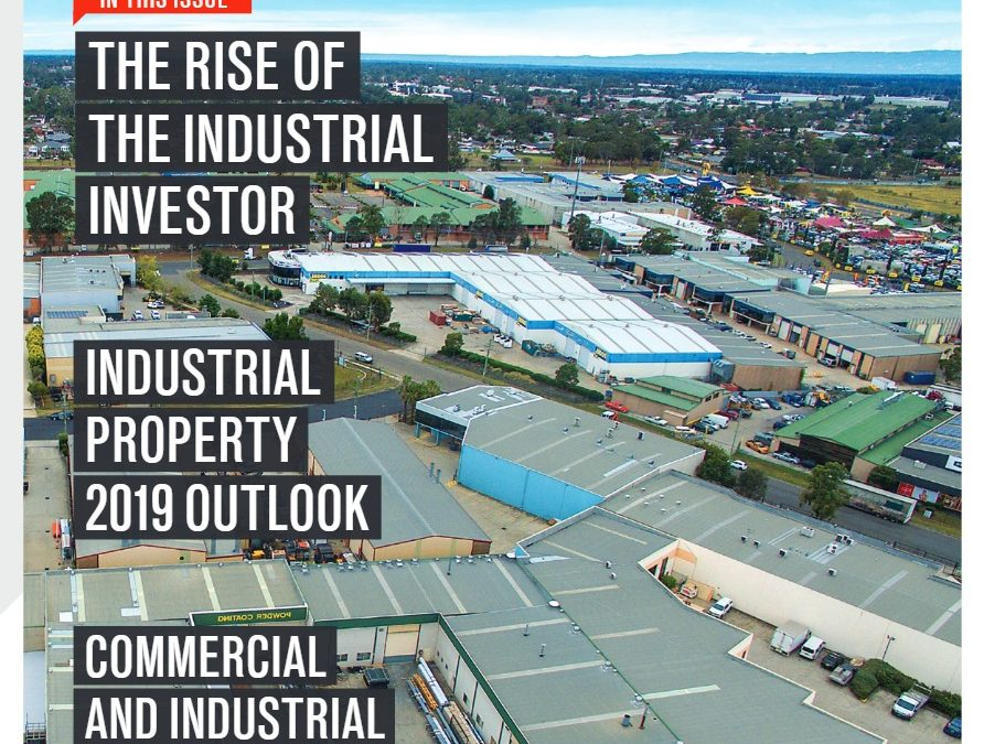 The Rise of the Industrial Investor