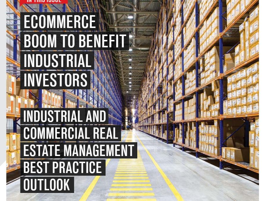 eCommerce Boom to Benefit Industrial Investors