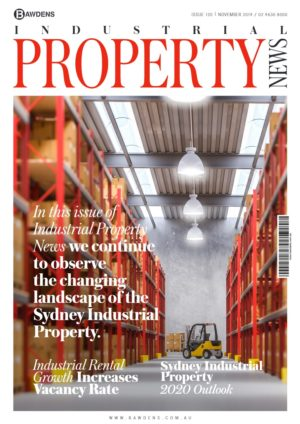 In this issue of Industrial Property News we continue to observe the changing landscape of the Sydney Industrial Property