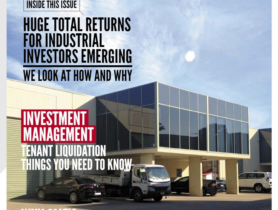 Huge Total Returns For Industrial Investors Emerging – We Look At How And Why