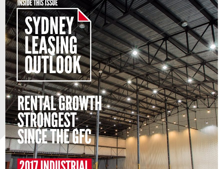 Sydney Leasing Outlook, Rental Growth Strongest