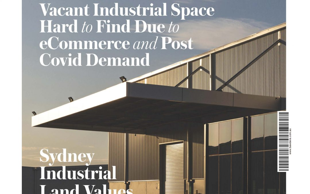 Vacant Industrial Space Hard to Find Due to eCommerce and Post Covid Demand